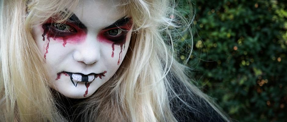halloween make up schminktipps vampir totenkopf hexe. Black Bedroom Furniture Sets. Home Design Ideas