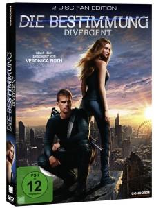 Bestimmung DVD