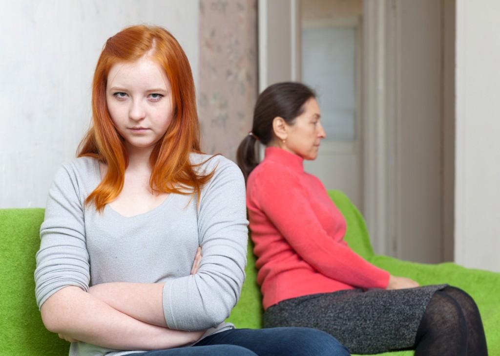 Pubertät Wenn Eltern Anfangen Schwierig Zu Werden