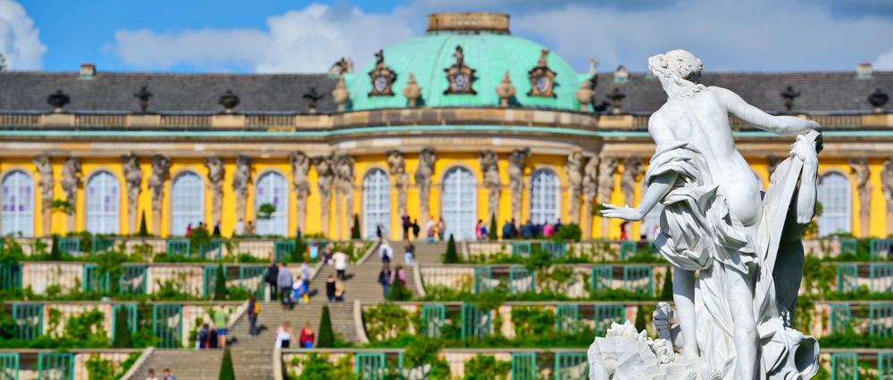 Schloss Sanssouci