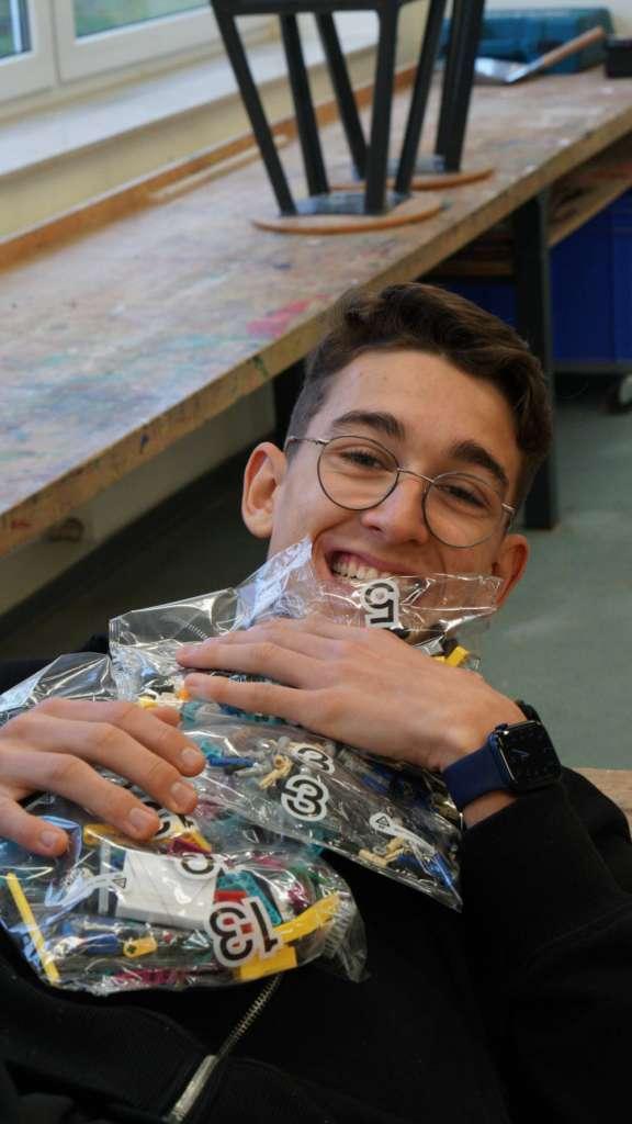LEGO Spike Prime Box Fintauschule