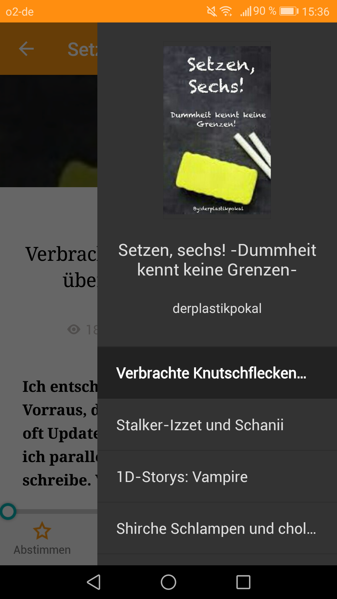 Screenshot_Wattpad_Kapitel (1.9.2017)