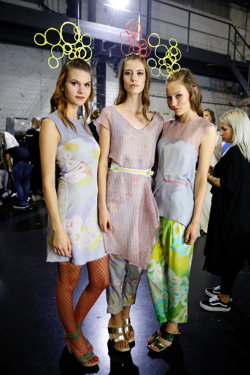Fashionyard Backstage - Platform Fashion July 2017 Modedesign