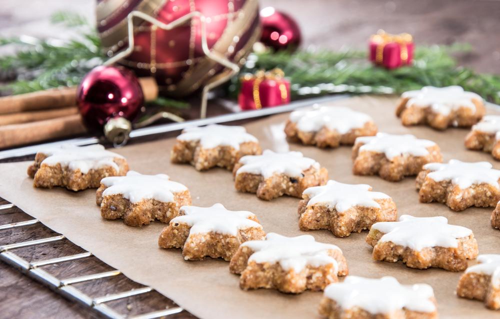 Backen Mit Kindern Rezepte Der Beliebtesten Weihnachtsplätzchen