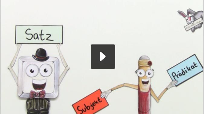 Satzglieder bestimmen – so erklären Sie es Ihrem Kind