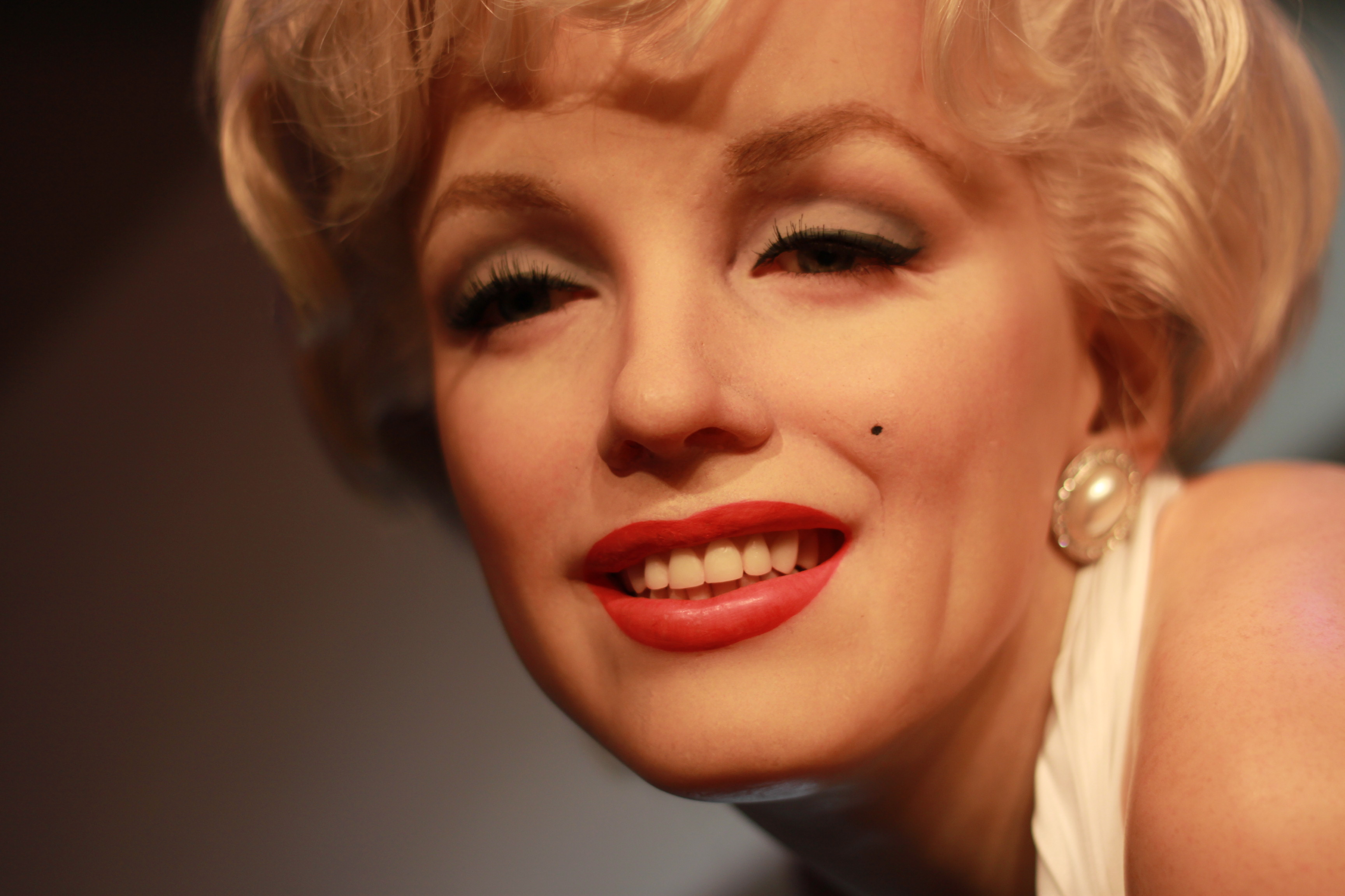 Marylin Monroe bei Madame Tussauds Berlin