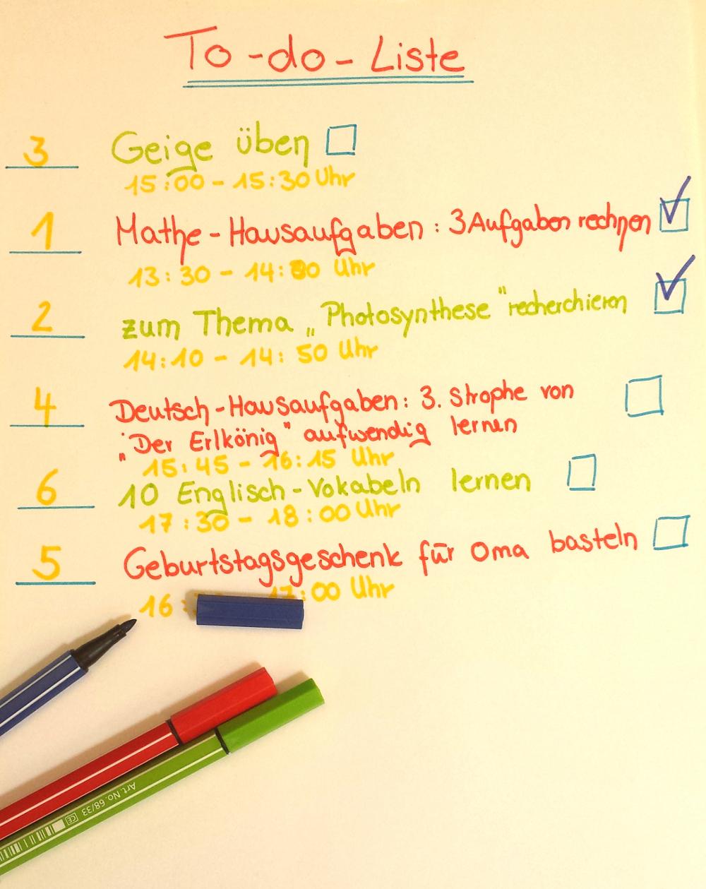Die Liste