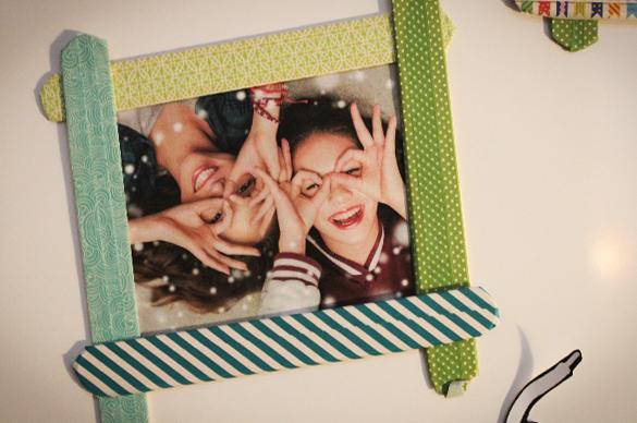 Schöne Weihnachtsgeschenke.Weihnachtsgeschenke Schöne Bilderrahmen Selber Machen