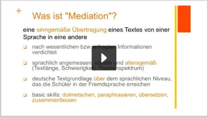 Wie Schreibe Ich Eine Gute Mediation