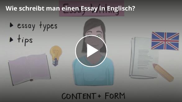 Wie Schreibt Man Ein Essay